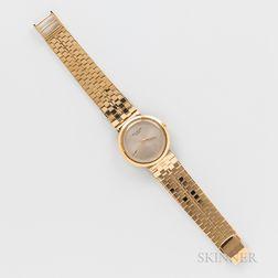 Patek Philippe 18kt Gold Reference 3459 Calatrava Wristwatch