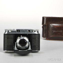 Voigtlander Vito III Rangefinder Camera