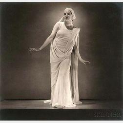 Edward Steichen (American, 1879-1973)      Florence Meyer Homolka