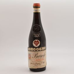 G Borgogno Barolo 1964, 1 bottle