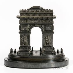 Grand Tour Bronze Arc de Triomphe