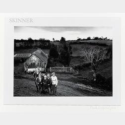 Paul Caponigro (American, b. 1932)      Children, Ireland