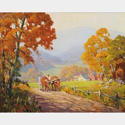 Robert Shaw Wesson (American, 1902-1967)      Cambridge Valley
