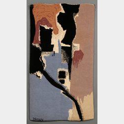Theodoros Stamos  (Greek/American, 1922-1997)      Untitled / A Wall Hanging