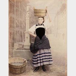 Adolphe Braun (French, 1811-1877)      Costumes de Suisse, Canton de Berne