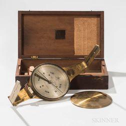 William J. Young Gentleman's Surveyor's Compass