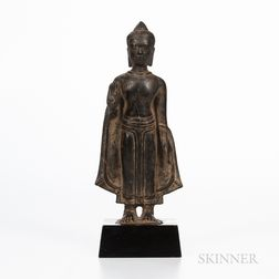 Bronze Figure of Buddha