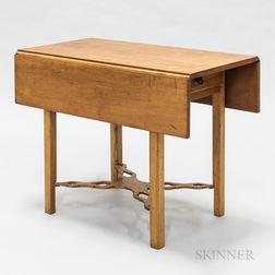 Federal Maple Pembroke Table