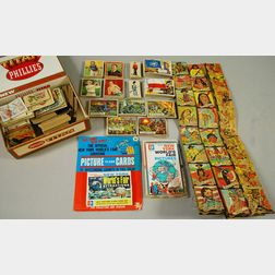 Collection of Historical, People, Places, Science, and Western Tobacco and Trading   Cards