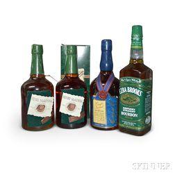 Mixed Bourbon, 9 750ml bottles