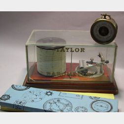 Barograph by Taylor Instrument Companies