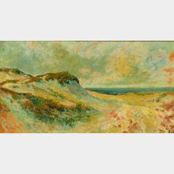 Arthur Vidal Diehl (American, 1870-1929)    Dunes