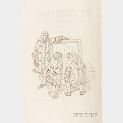 Combe, Charles, Illustrator, Original Drawings