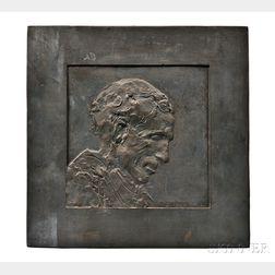 Harold Tovish (American, 1921-2008)      Hyman Bloom