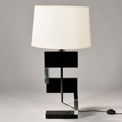 Industrial Design Table Lamp