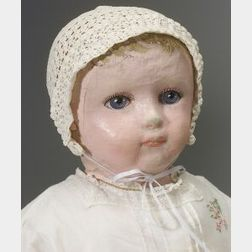 Rollinson Cloth Painted Baby Doll
