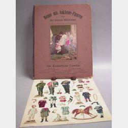 "Folio ""Mappe Mit Ankleide-Figuren"" (The Kaiser's Family)"