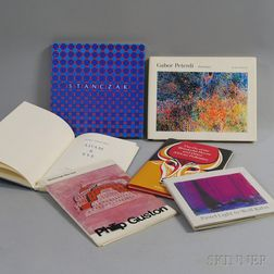 Six Art and Poetry Books