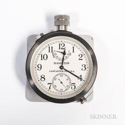 Hamilton Model 22 Break Circuit Chronometer Sample 67