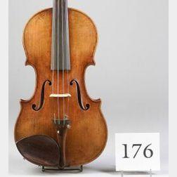 Modern Czech Violin, John Juzek, Prague, c. 1925