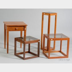 Four Pieces of C.W. Webb Furniture