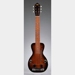 American Lap Steel Guitar, Oahu Publishing Company, Cleveland, 1938