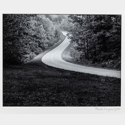 Paul Caponigro (American, b. 1932)      Blue Ridge Parkway, Virginia