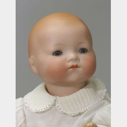 AM Bisque Socket Head Baby Doll
