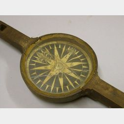 Birch Surveyor's Compass by John Jayne