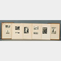 Rockwell Kent (American, 1882-1971)    Lot of Nine Images