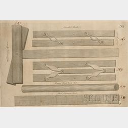 Trade Catalogue of Tools attributed to Bell & Tomkin