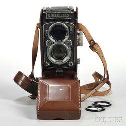 Rolleiflex 2.8C Twin Lens Reflex Camera