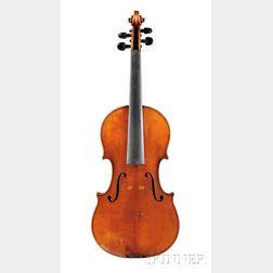 Modern Violin, Arno Hendel, Markneukirchen, c. 1925