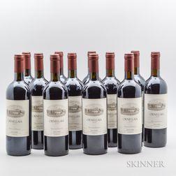 Tenuta dellOrnellaia Ornellaia 2006, 12 bottles