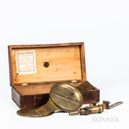 Thomas Whitney Surveyor's Compass