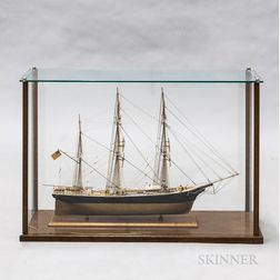 Cased Model of the Bark James A. Wright