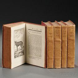 Buffon, Georges-Louis Leclerc, Comte de (1707-1788) Histoire Naturelle [Quadrupeds]