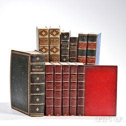 Decorative Bindings, Twelve Volumes.