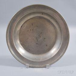 Pewter Deep Dish