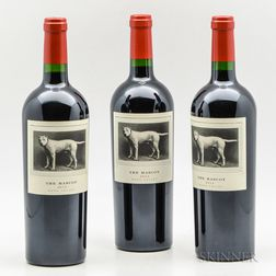 Harlan The Mascot 2013, 3 bottles