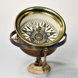 T.S. & J.D. Negus Tell-tale Compass