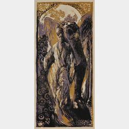 Michael Burton Mazur (American, 1935-2009)      An Image of Salome / A Bound Portfolio