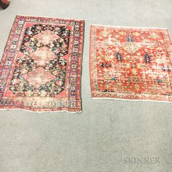 Heriz and Karabagh Rugs