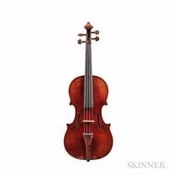 American Violin, Kurt Lothar Meisel, Owatonna, 2001