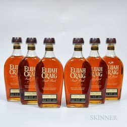 Elijah Craig Barrel Proof 12 Years Old, 6 750ml bottles
