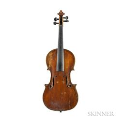 American Violin, James W. Mansfield, Boston, 1909