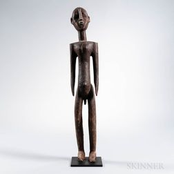 Mossi Standing Male Figure