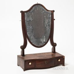 Sheraton Shield-from Serpentine Dressing Mirror