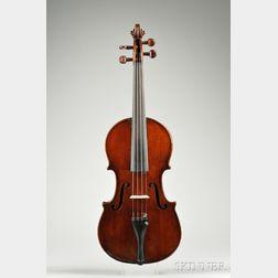 English Violin, c. 1900