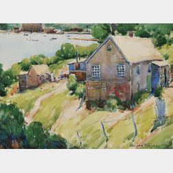 Walter Farndon (American, 1876-1964)      Hempstead Harbor